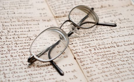 Po wizycie u okulisty możemy potrzebować okularów